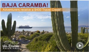 UnCruise Baja Adveture Cruising