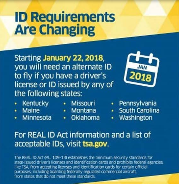 REAL ID notice